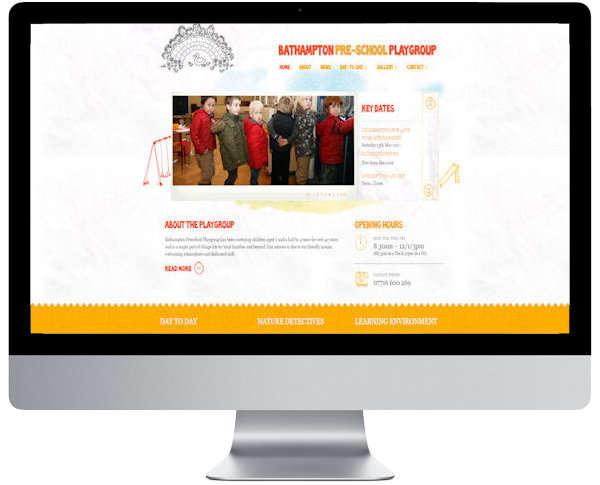 bathampton pre-school mac website
