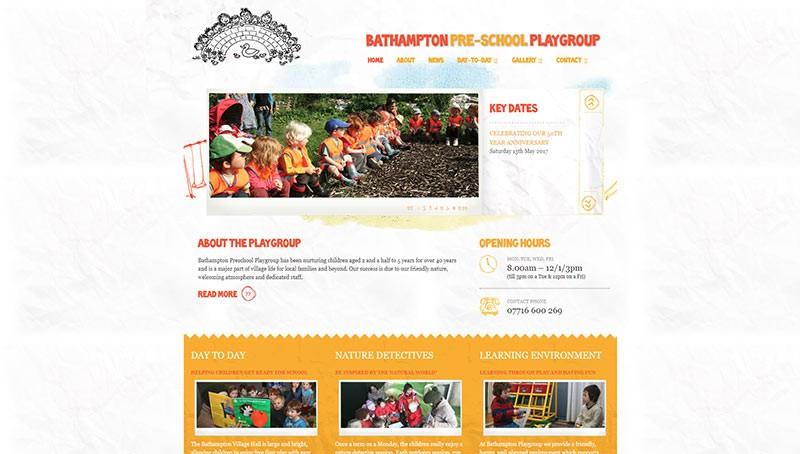 bathampton-preschool-playgroup-website