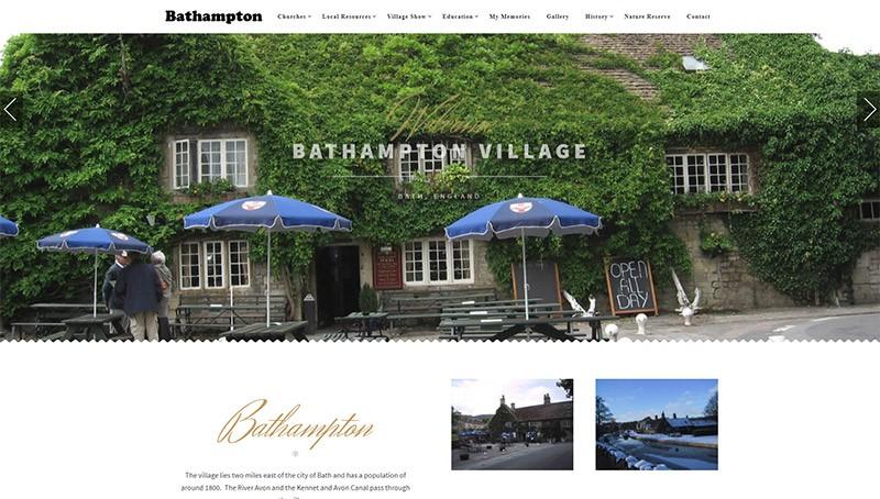 bathampton-village