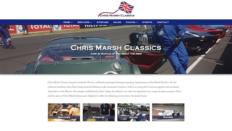chris marsh classics
