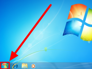 how to update windows 7 step 1